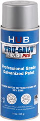 TRU-GALV Cold Galvanizing Spray Paint